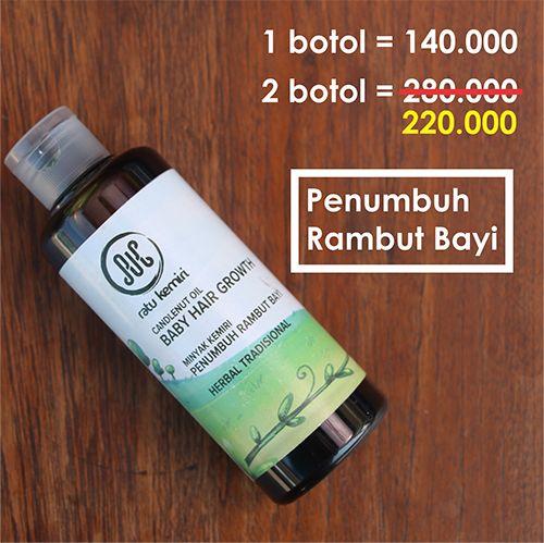 Jual obat penumbuh rambut bayi dan anak alami. SMS/WA 0878 2338 1610, pin BB 2BEB4CE4. Herbal dan aman.