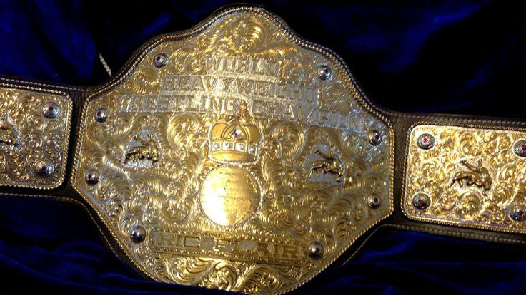 NWA/WCW World Champion