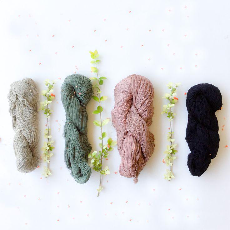 Organic cotton fibers