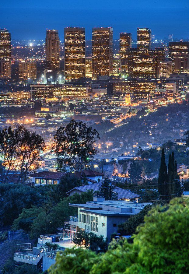 Downtown LA.I want to go see this place one day.Please check out my website thanks. www.photopix.co.nz