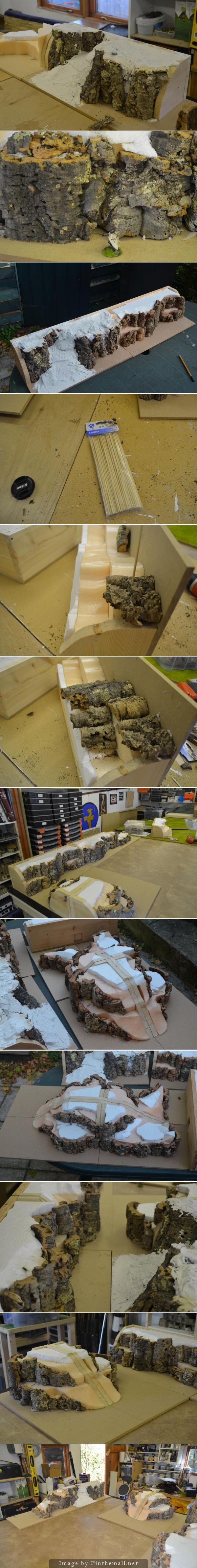http://shedwars.blogspot.co.uk/2014/09/rocky-escarpments-part-2.html - created…