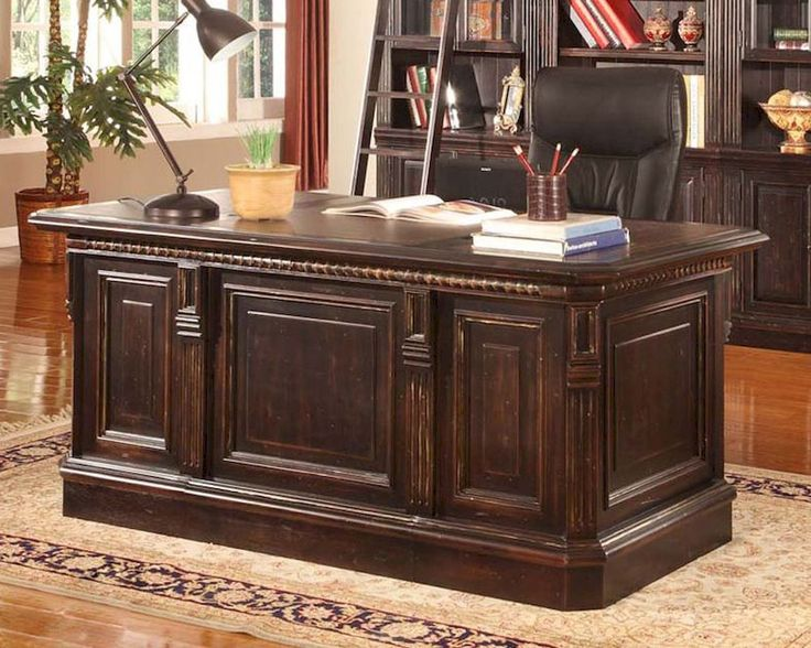 Executive Pedestal Desk - French Style Living Room Set Check more at http://www.gameintown.com/executive-pedestal-desk/