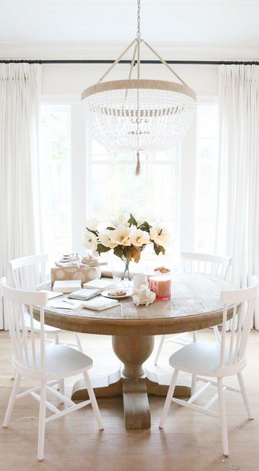 Daily Find Home Dining Room Design Round Dining Round Dining