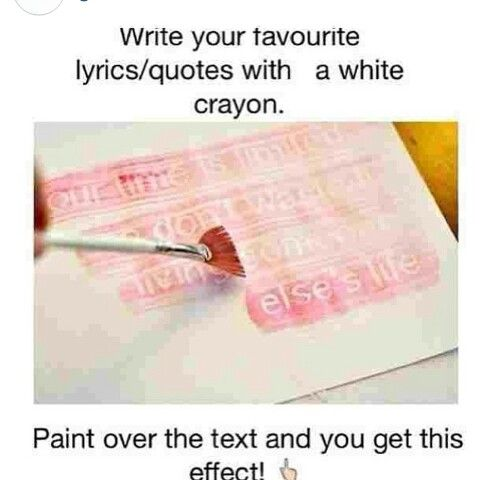 I am so trying this
