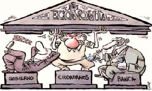 ¿Deuda pública o depósitos bancarios inferiores a 100.000€? Estado y Banca. - Economía - Reeditor.com - red de publicación y opinión