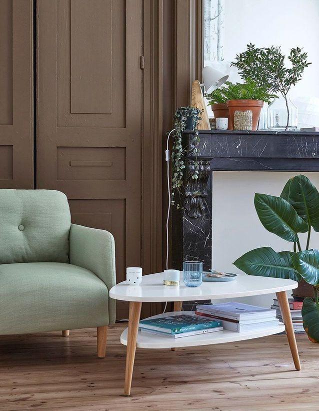 Soldes La Redoute Interieurs Hiver 2020 35 Pieces Qui Nous Font Craquer Meuble Table Basse Deco Table Basse