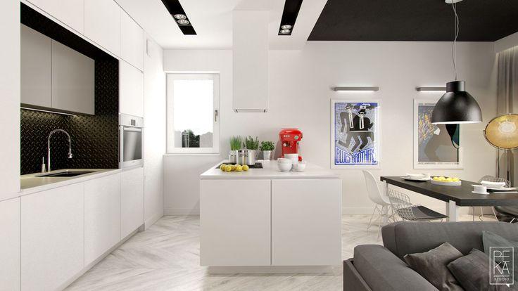 Kitchen by PEKA STUDIO