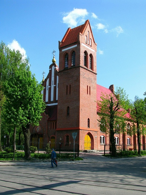 Königsberg - Ponarther Kirche