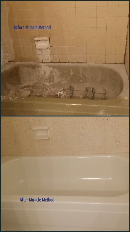 Replacing Takes Too Much Time U0026 Money. Miracle Method Can Transform Your  Existing Tub To Look Like New! U0026 You Save Thousands Over The Cost Of  Replacement!
