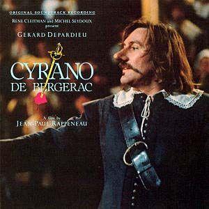 Gerard Depardieu is Cyrano - movie director Rappeneau