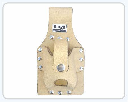 V.T. Leather Tape Holder Strap for Secure Fit