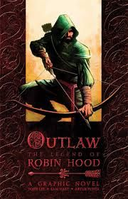 A graphic retelling of the legend of Robin Hood.   Call number: LEE J location: Graphic Novels