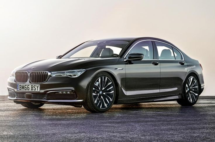 2017 BMW 5 Series will debut at 2016 Paris Motor Show