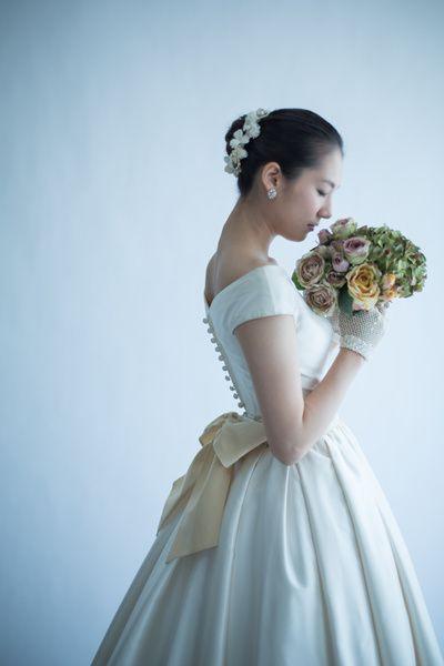 クロカンブッシュ(Croque en Bouche)  トップ画像 Dress 01-01