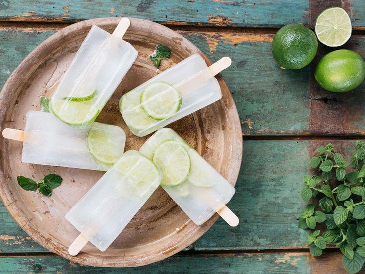 Gin Popsicles: Die beste Erfindung für den Sommer!