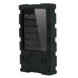 Speck Dragon Toughskin Rubberized Case for Zune 80/120 GB (Black) (Electronics)By Speck