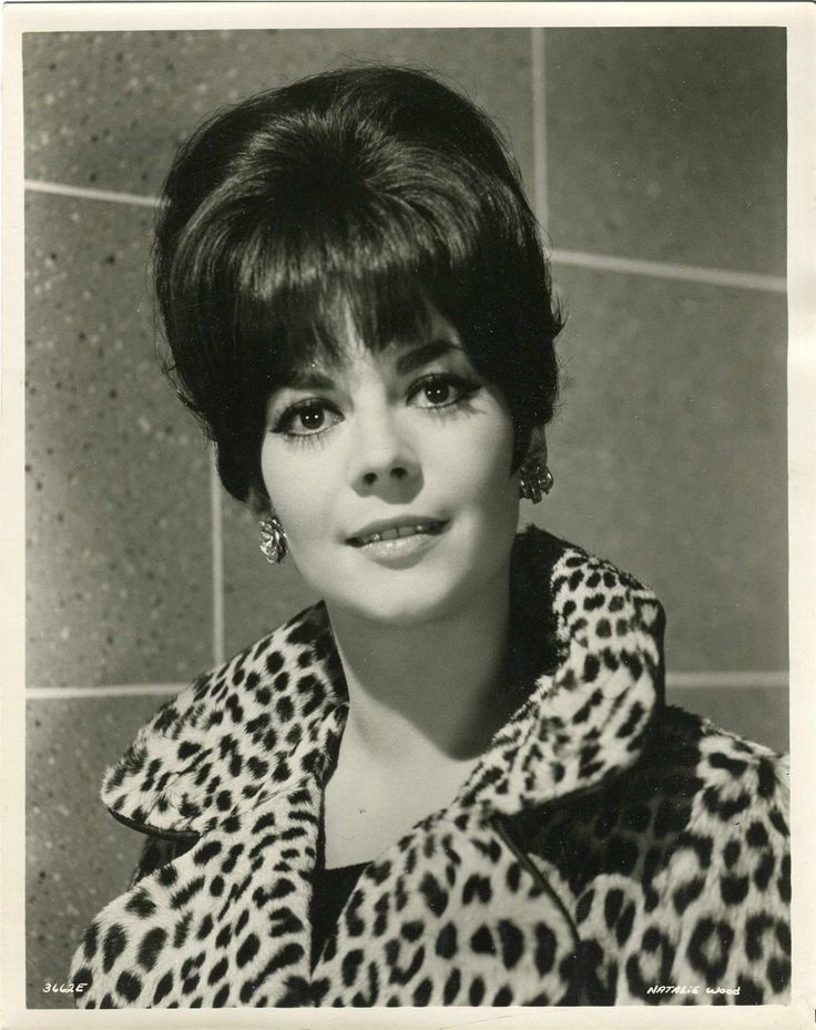 NATALIE WOOD Original 1960s Sexy 8 x 10 Glamour Gelatin Silver Press Photo