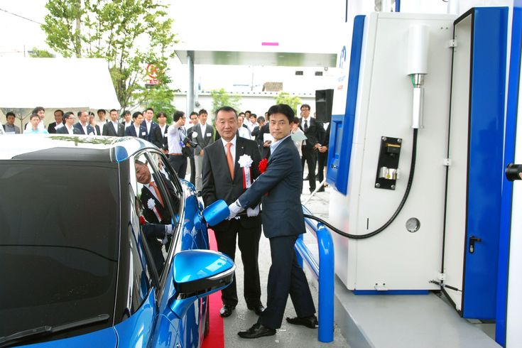 Japan gets its first commercial hydrogen station for vehicles | The Japan Times | JUL 14, 2014
