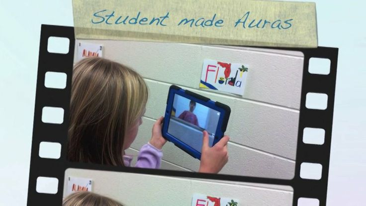 Augmented Reality - Aurasma is the Classroom