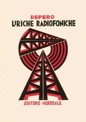 Fortunato Depero – Liriche radiofoniche by laura@popdesign, via Flickr