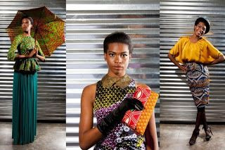 Zihin Vücut Siyahı Kadın Sağlığı: Afrika modası!