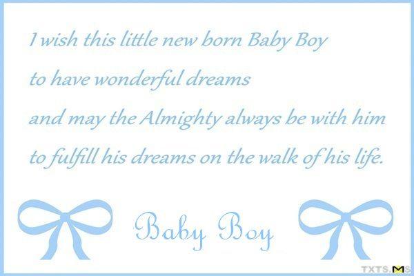 40 Congratulations Quotes For Newborn Baby Boy Congratulations