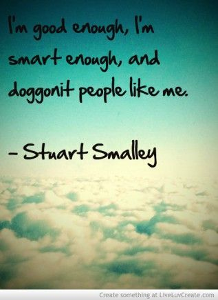Daily Affirmations Stuart Smalley Quotes. QuotesGram