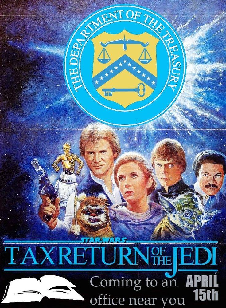 Star Wars: Tax Return of the Jedi