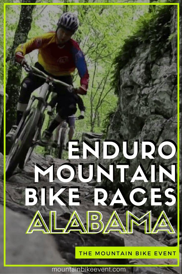 Enduro Mountain Bike Races in Alabama- The Mountain Bike Event
