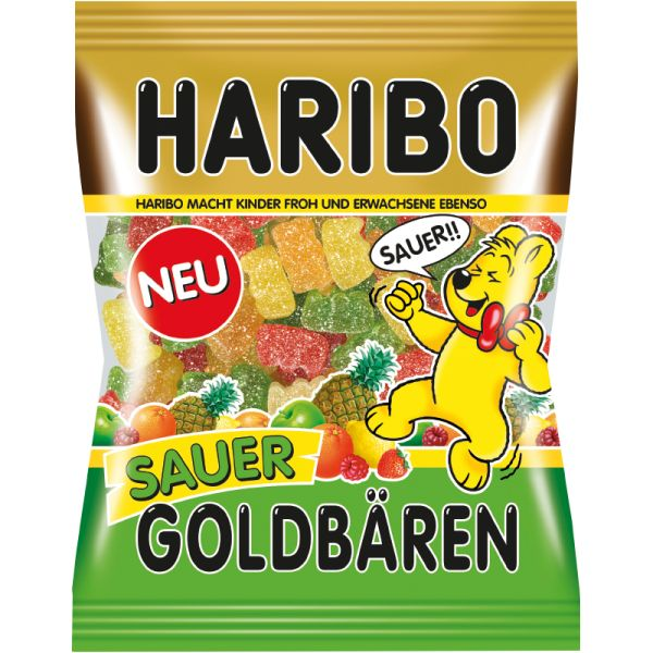 More new items: Haribo SAUER Gold Bears, 200g Check it out here! http://www.parthenonfoods.com/products/haribo-sauer-gold-bears-200g