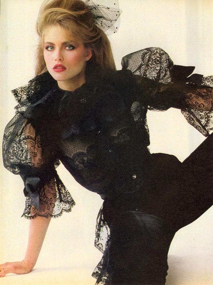 US Vogue June 1980 | Paris...An Irresistible Charm!