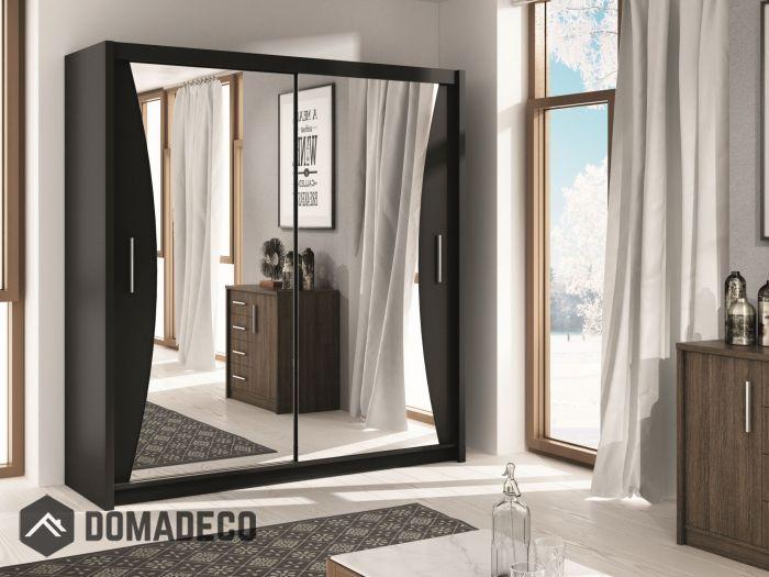 Uxbridge Storage Armoire With Mirror Wardrobes In 2019