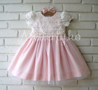 Atelier ly.ko: vestido de festa infantil