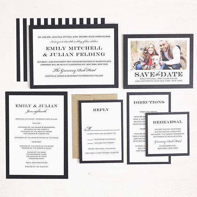 139 best Non Photo Wedding Invitations images on Pinterest Photo