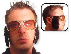 673fea859e 34 best Crawfish et al images on Pinterest Adult Sideburn Shades - 840841 - Fancy  Dress Ball 1950s 60s Elvis Rock N Roll Sunglasses 10cm ...