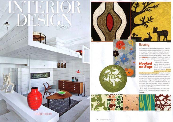 77 best Magazine Inspiration images on Pinterest Interior design