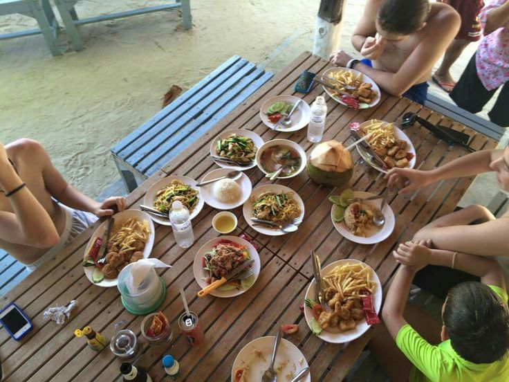 Christmas Lunch at Freedom Beach