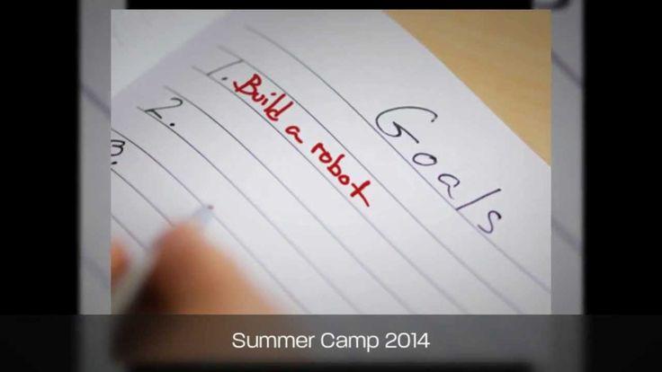 ROBOTS-4-U Summer Robotics Camp - What will you build?