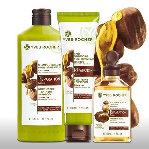 Productos para el cuidado y belleza de tu cabello con Jojoba