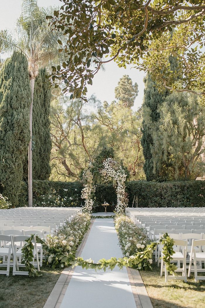 Wedding Ceremony Inspiration