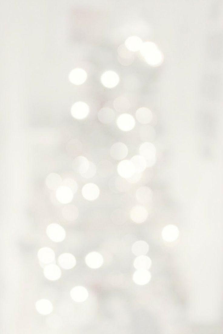 White Glittery Background