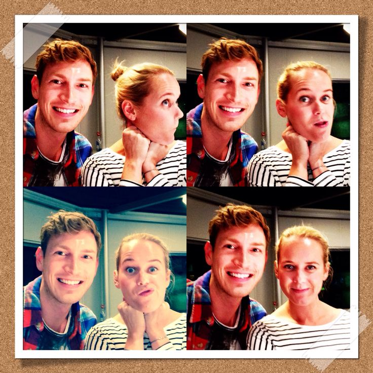 1 x frozen Smile 4 x different Susis #funny #funnyfaces #work #radio #vienna