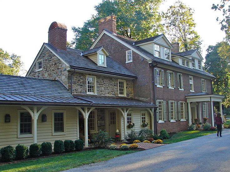 202 best images about old pennsylvania houses on pinterest for Saltbox house additions