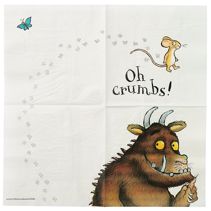 Buy Gruffalo Party Napkins, Set of 20 Online at johnlewis.com
