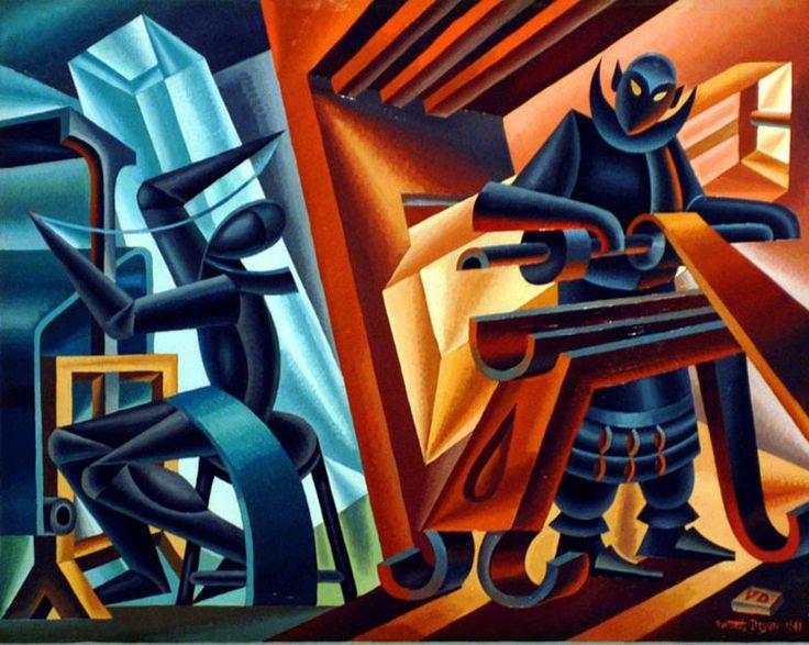 El movimiento futurista falleció con la Primera Guerra Mundial, sus miembros se fueron dispersaron en varias direcciones. El futurismo fue un paso más en la marcha del arte contemporáneo en su proceso de desintegración de la forma y el eslabón inmediato al dadaísmo y al surrealismo.