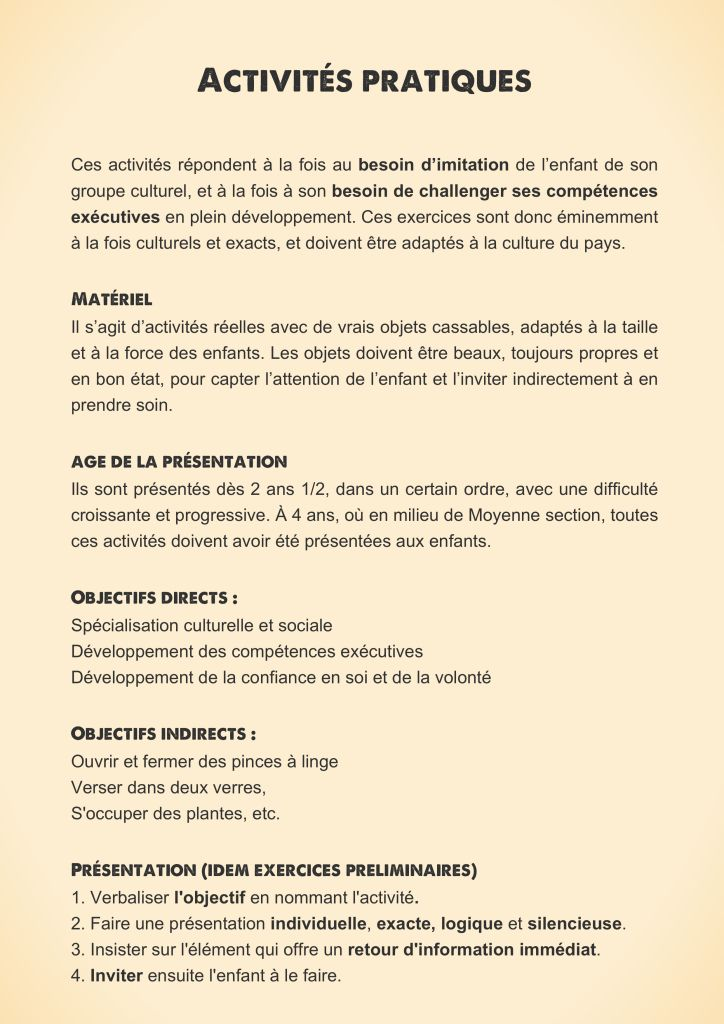 1000 images about ateliers autonomes on pinterest fine - Rapport de stage en cuisine ...