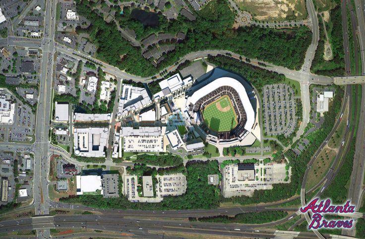 SunTrust Park and Mixed-Use Development   Architect Magazine   Populous, Wakefield Beasley & Associates, Georgia, Sports, Mixed-Use