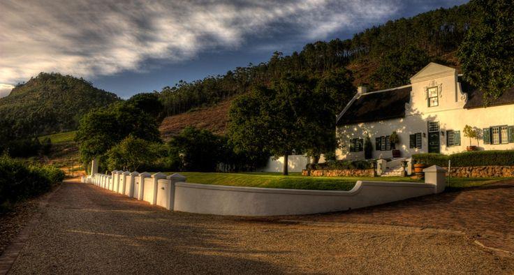 Rickety Bridge Wine Estate