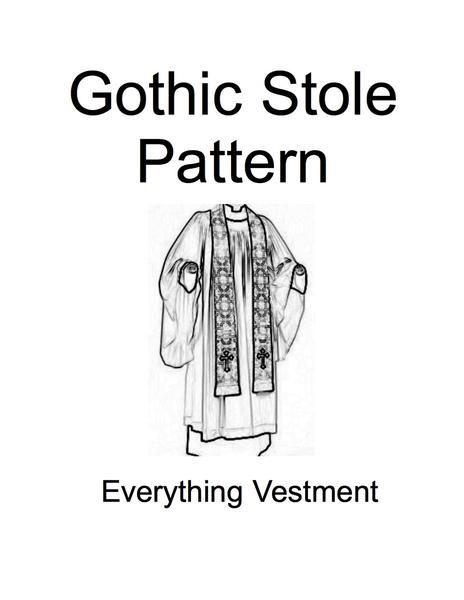 32 best Chaplain Clergy Stoles images on Pinterest