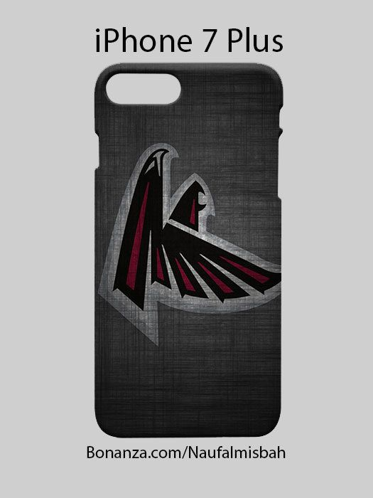 Atlanta Falcons Custom iPhone 7 PLUS Case Cover Wrap Around